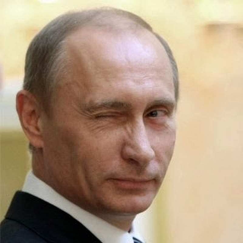 Αυτός ο Πούτιν είναι… για φάγωμα (Photo) | ΤΟ ΠΟΝΤΙΚΙ