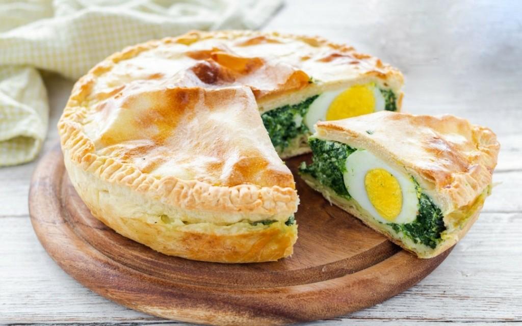 Torta Pasqualina: Η πασχαλινή σπανακόπιτα «αποκάλυψη» από την Ιταλία!
